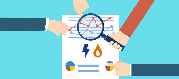 Comparateur d'offres d'électricité<br>et de gaz naturel
