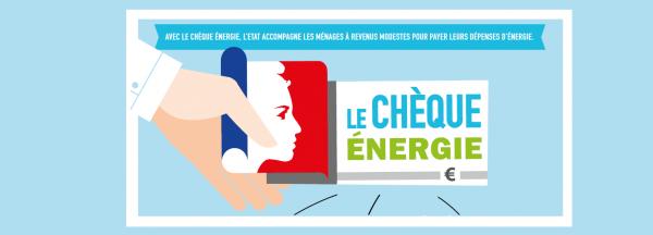 Chèque énergie 2019 : les envois commencent cette semaine