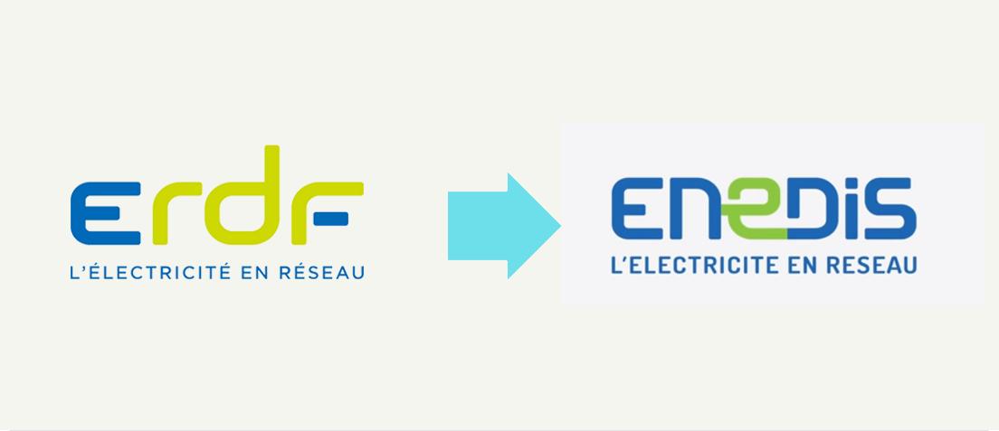 Erdf Devient Enedis Energie Info