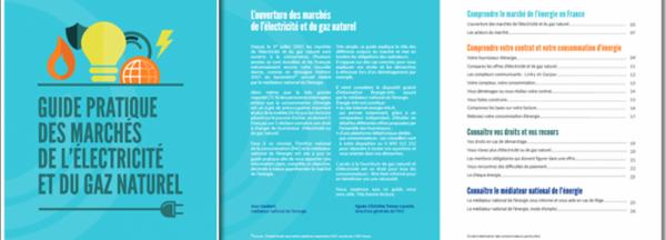 Guide pratique des marchés de l'électricité et du gaz naturel, nouvelle version 2018